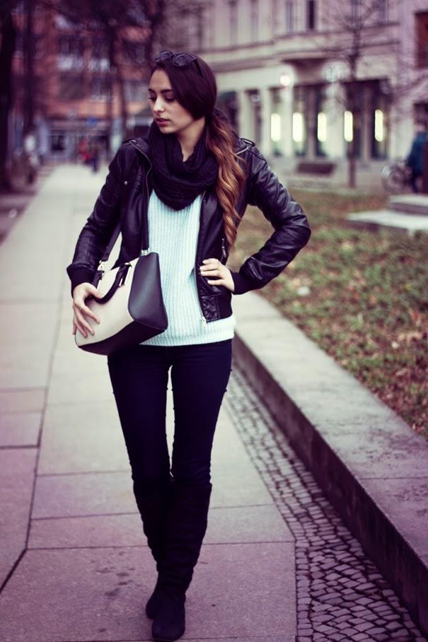 casual look