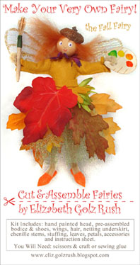 FALL FAIRY KIT