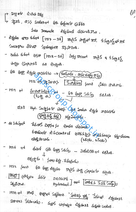 essay on ap formation day in telugu