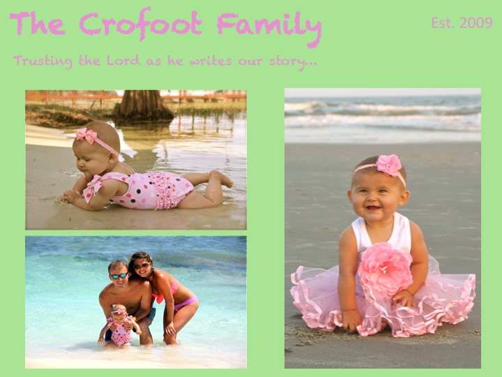 The Crofoot Family