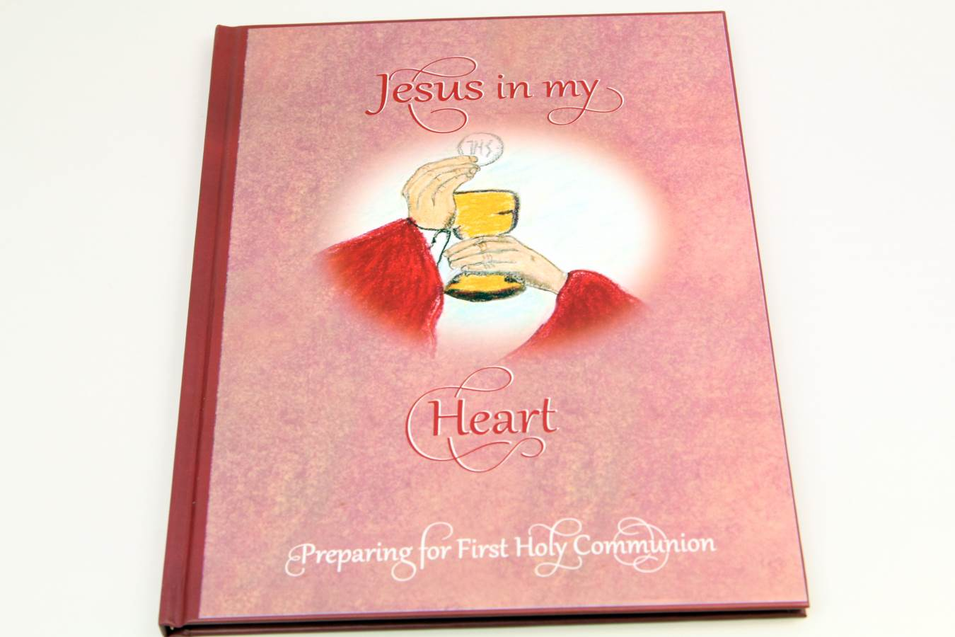 First Communion Prep Book by the Nuns of the Abbey