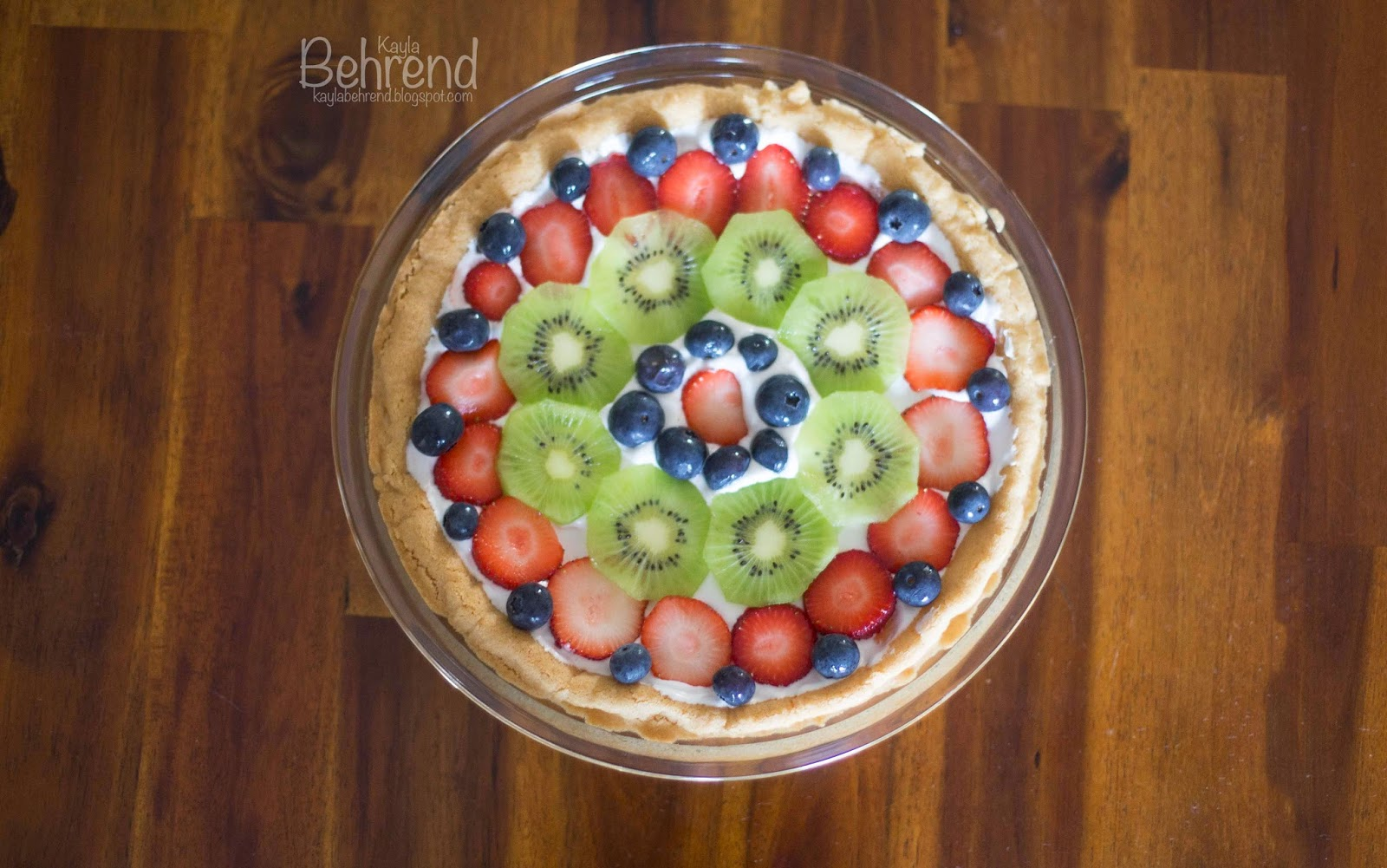 "The Behrend's : ""Deep Dish"" Fruit Pizza"