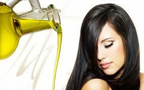 dưỡng ẩm tóc với dầu ô liu