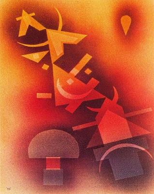 De les fredes profunditats (Wassily Kandinsky)