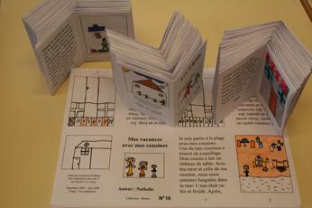 Les mini livres une mani re de motiver ressources - Livre maternelle gratuit ...