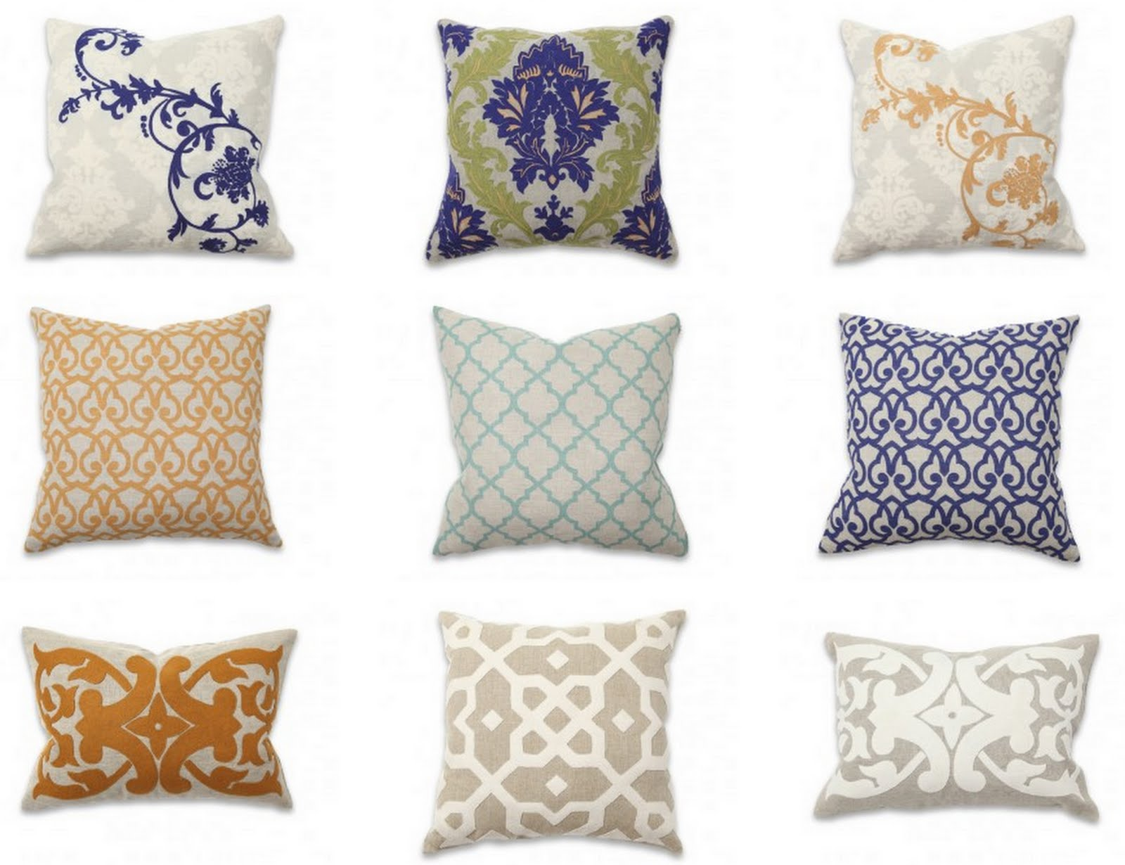 decorative pillows on sale