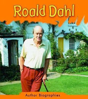 bookcover of Roald Dahl by  Charlotte Guillain
