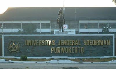 Alamat Perguruan Tinggi di Purwokerto