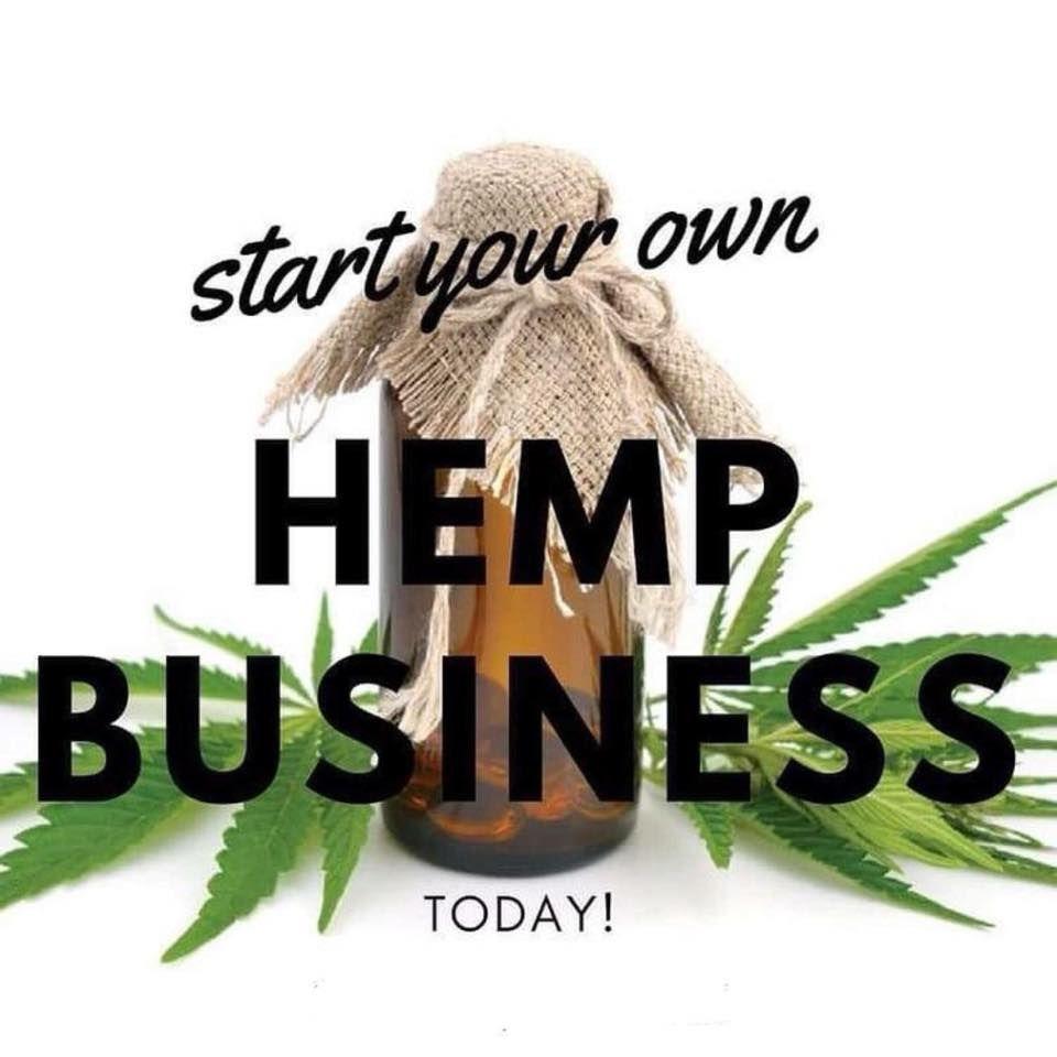 Start Your Own Hemp Business