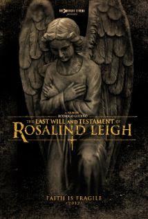 O Testamento e Último Desejo de Rosalind Leigh Legendado
