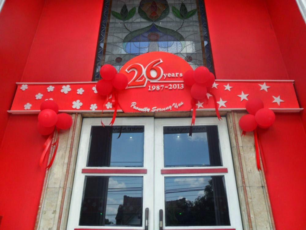 Dekorasi Ulang Tahun Gedung | Dekorasi Event di Yogyakarta