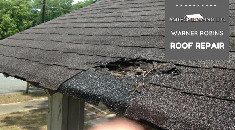Roof Repair In Warner Robins