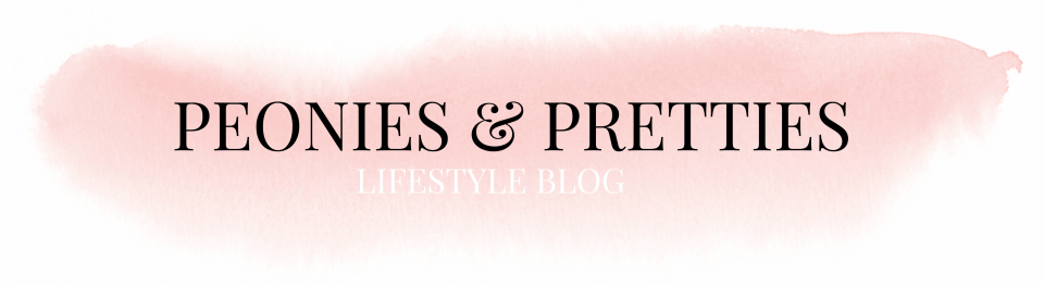 Peonies and Pretties