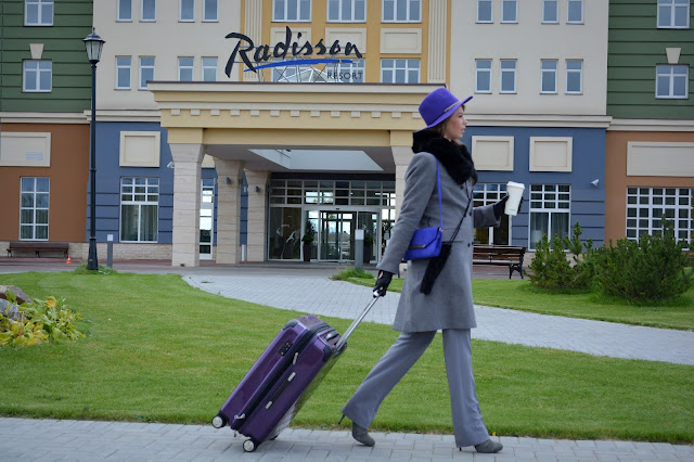 Radisson Resort Zavidovo Travel and lifestyle blogger Ninelly