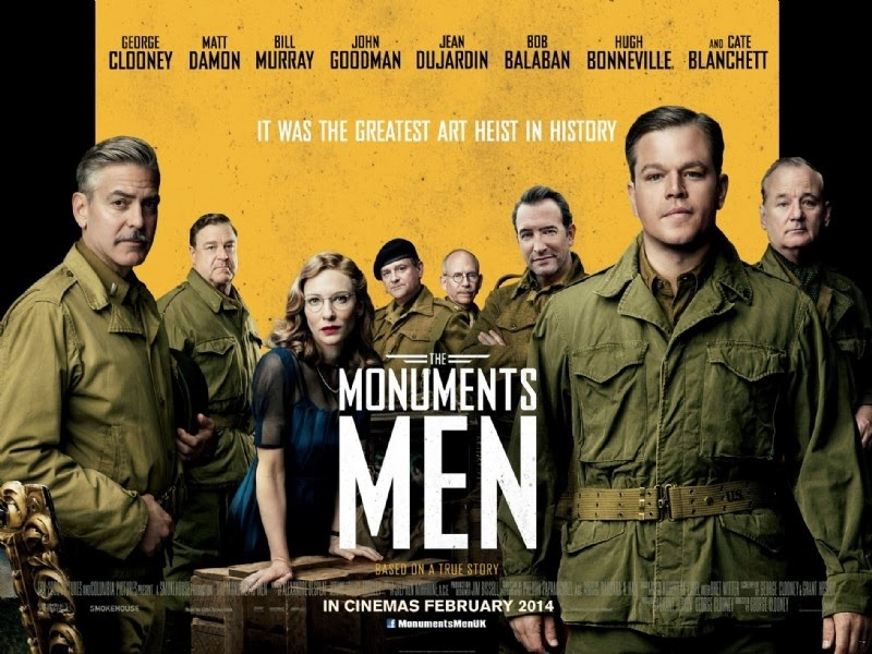 Watch The Monuments Men Online