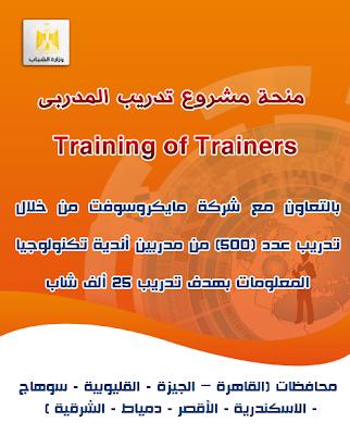 tot training