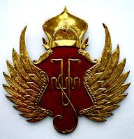 Lo stemma ufficiale del sultano