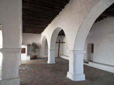 Santa Eulalia church Puig de Missa