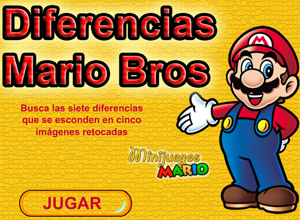 Diferencias Mario Bros
