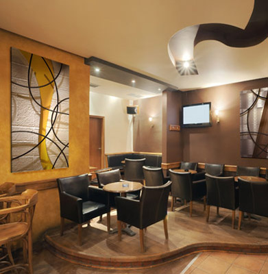 Home Theater Design And Beyond By 3 D Squared Inc Reduce Restaurant Noise With Decorative