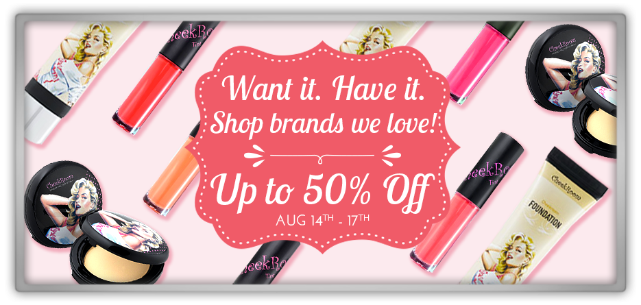 memebox 미미박스 Commercial sale makeup discount cheek room hello everybody boutyique bebe croquis realbeauty sur nasarang