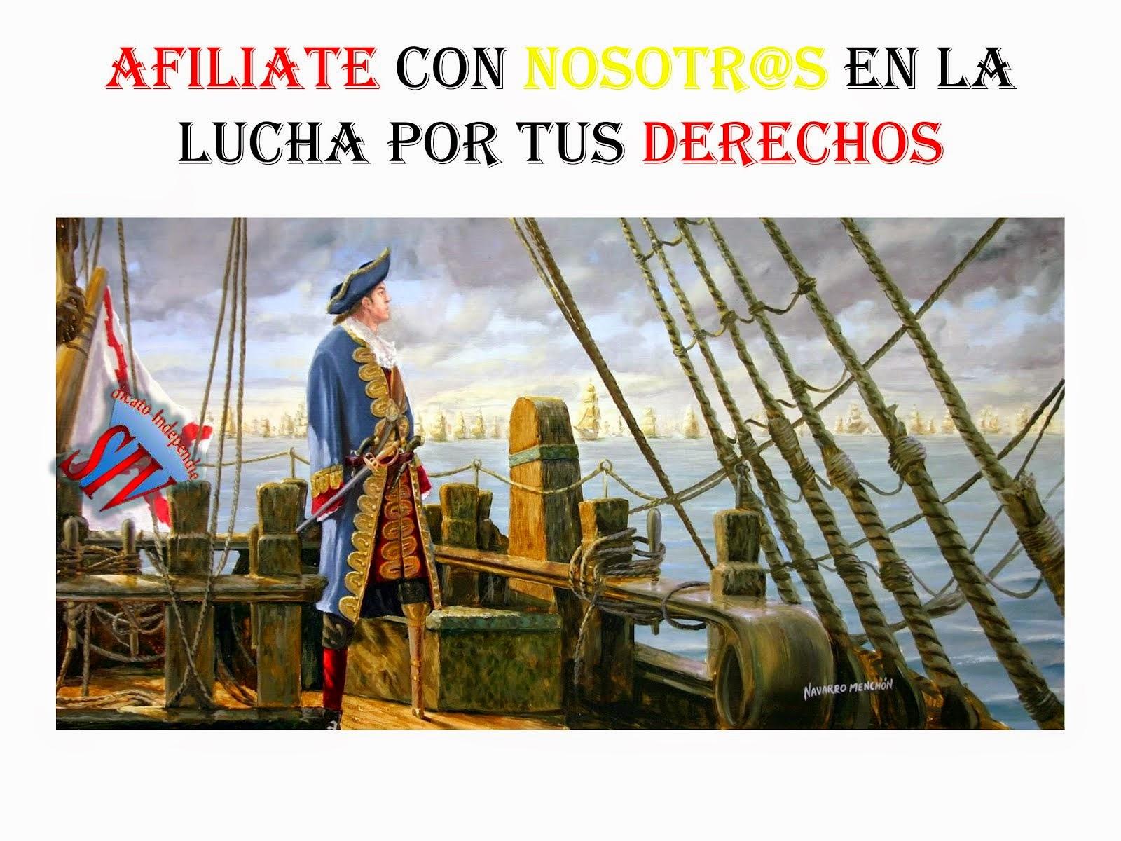 EMBÁRCATE CON NOSOTR@S, NO LO DUDES