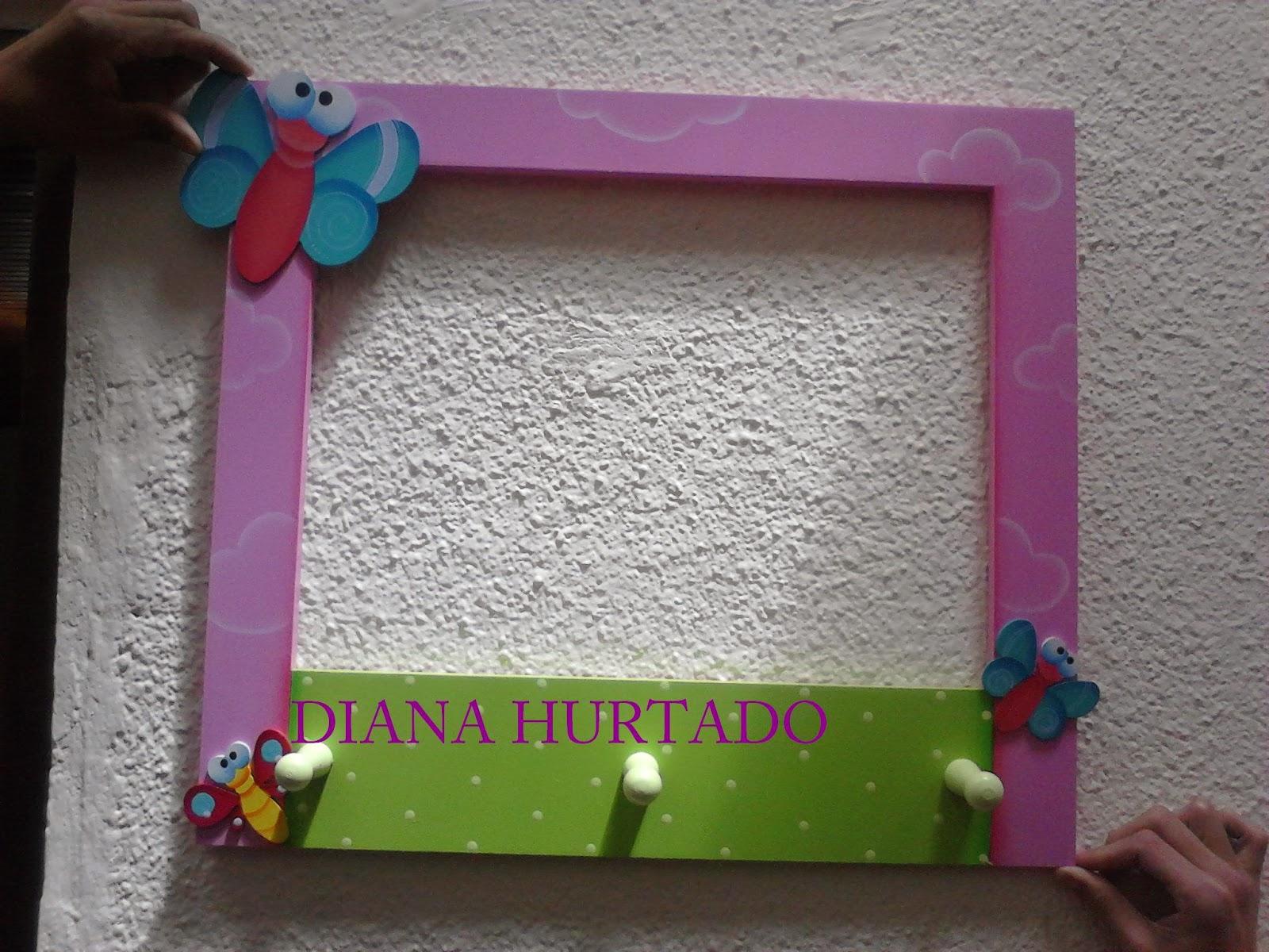 Art Decorativo: MARCO EN MADERA COUNTRY