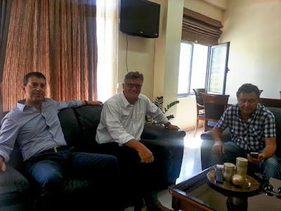 Συνάντηση δημάρχου Δωδώνης με τον δήμαρχο Darmstadt της Γερμανίας