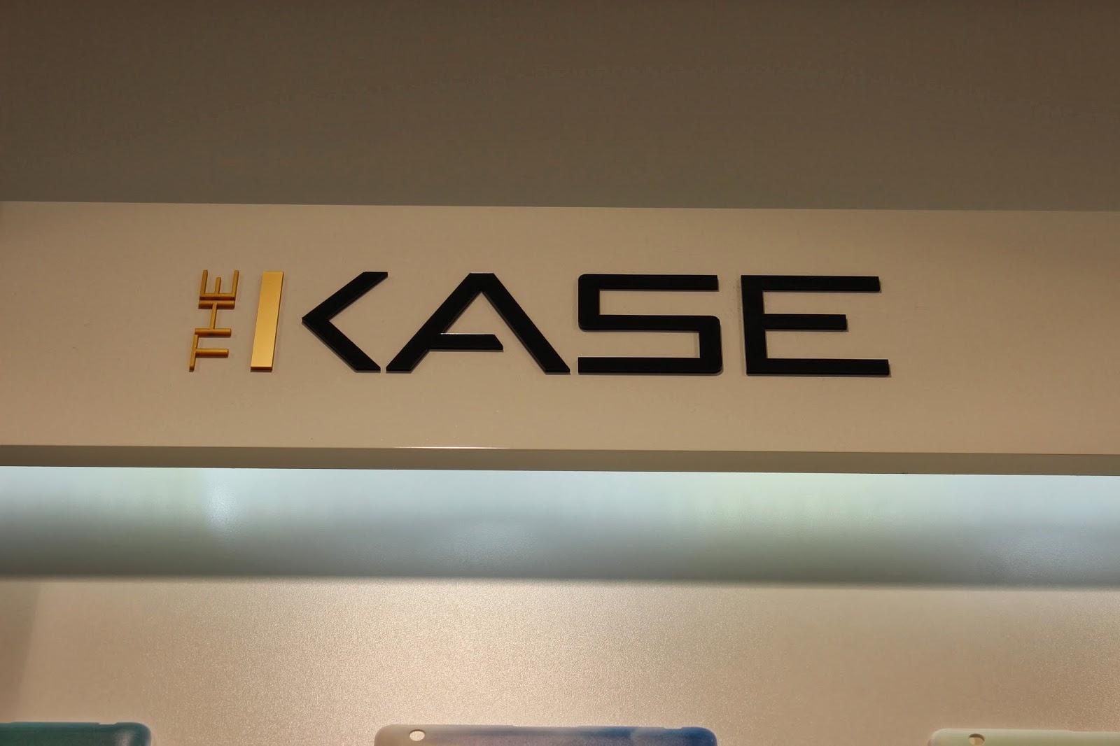 faire une coque chez The Kase