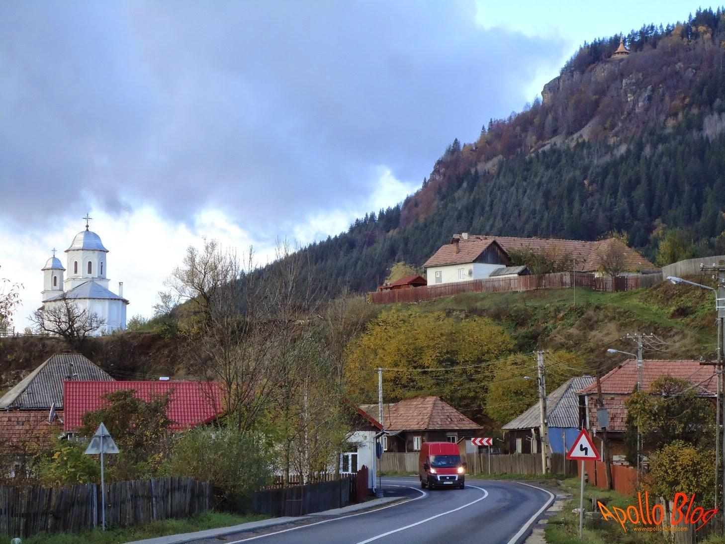 Biserica Calimanel Toplita
