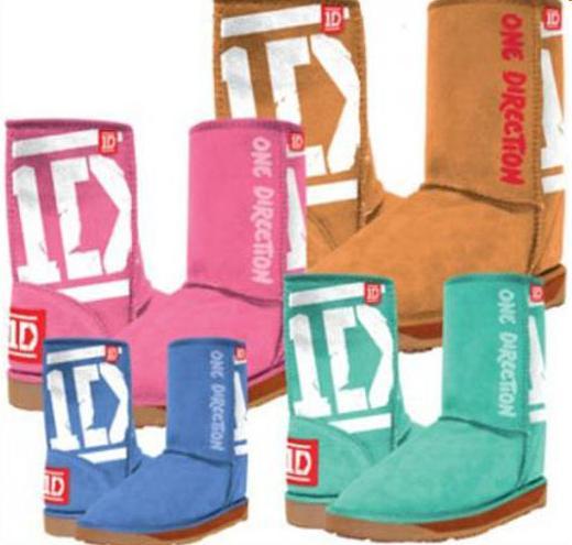 La  Pra De Un Par De Botas De One Direction Ugg De Esta Temporada