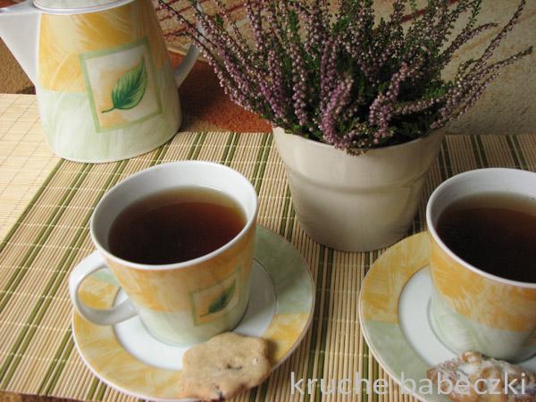 Herbata czarna chińska róża - opinia :)