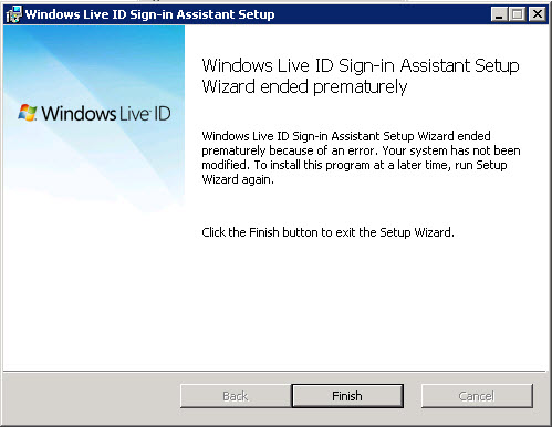 windows live sign in assistant windows 8