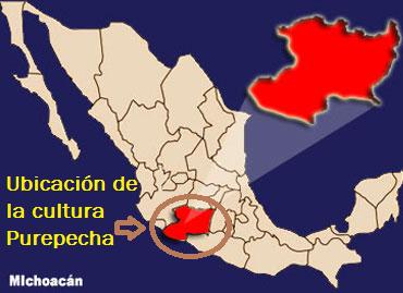 la cultura purepecha fue una civilizacion precolombina que habito la