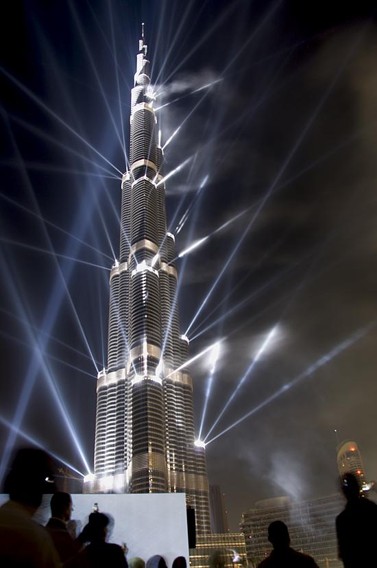 gedung hotel tertinggi di dunia