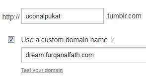 Cara Pindah Dari Tumblr ke Hosting/Domain Sendiri