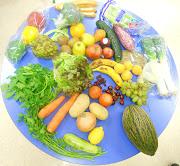 Compra venta de frutas y verduras en el Mercado Central de Buenos Aires pimientos