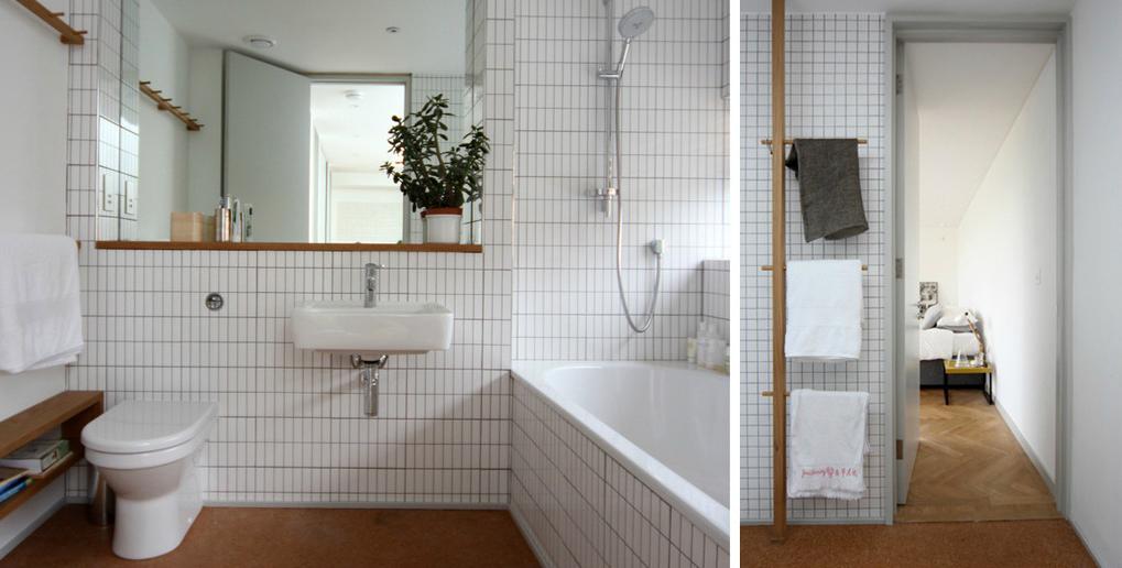 Flaming design corkellis house for Decoracion de interiores de banos modernos