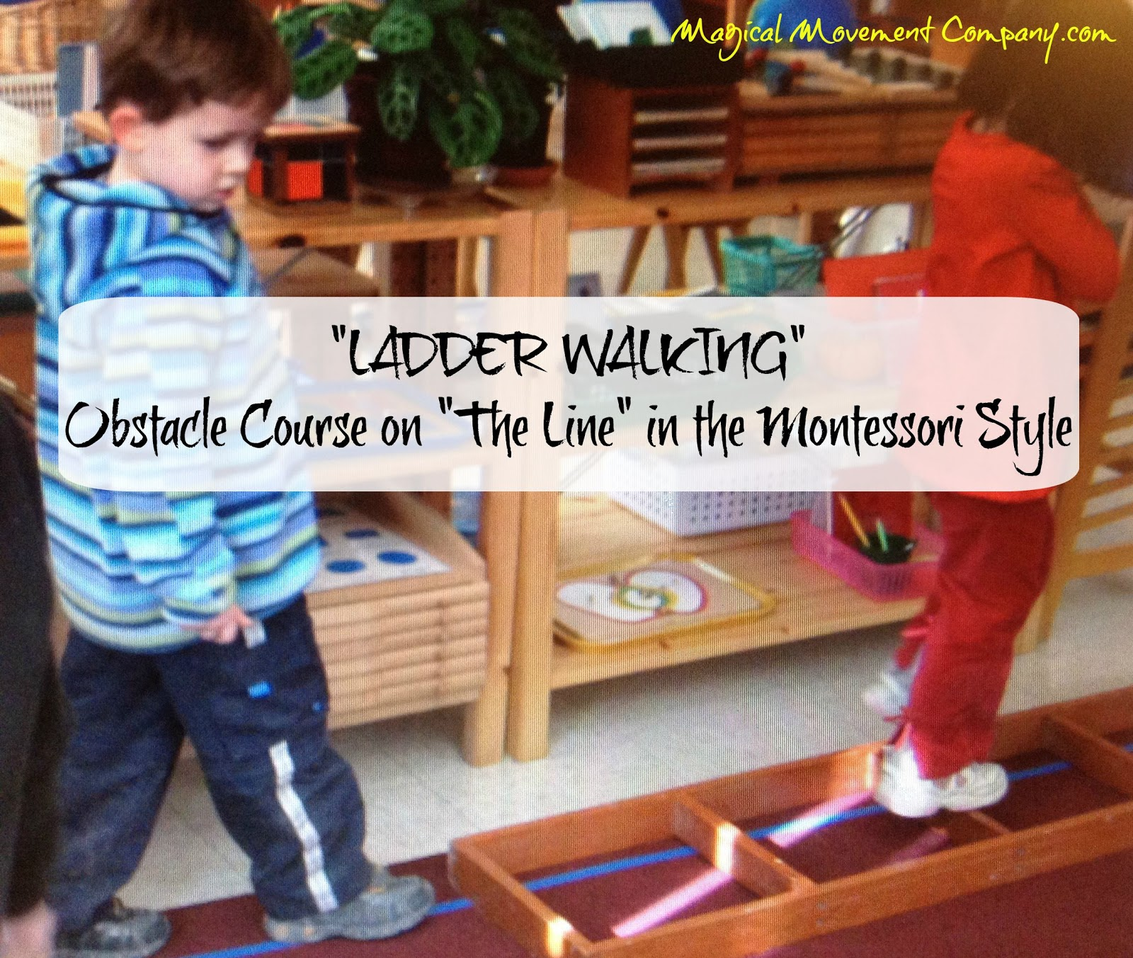 movement in montessori Maria montessori, in 1949, explained what she had observed, that movement is a  natural tendency she pointed out in her book, the absorbent.