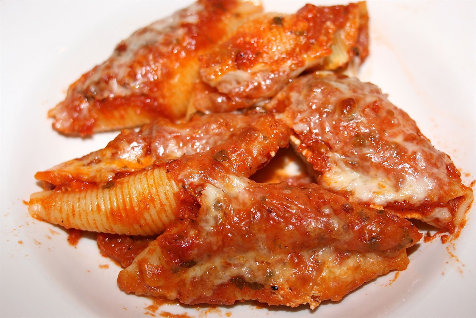 Stuffed Shells: Foodie Friday | Simple Living and Eating ...