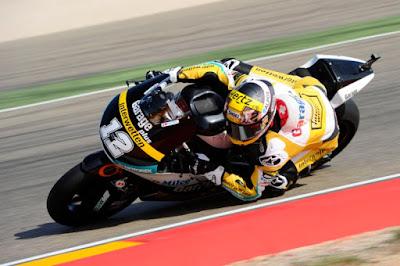 Hasil Lengkap Latihan Bebas 2 Moto2 Valencia, Spanyol 2015