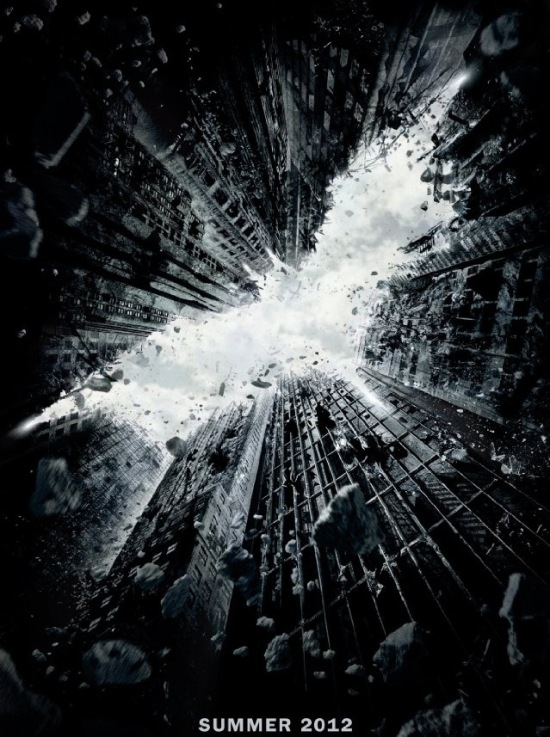 Download the dark knight rises movie poster