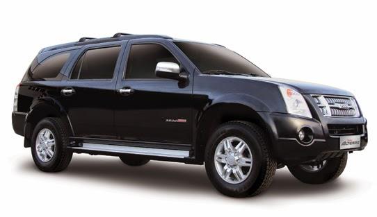 THE ULTIMATE CAR GUIDE: Isuzu Alterra - Generation 1.2 (2009-2014)