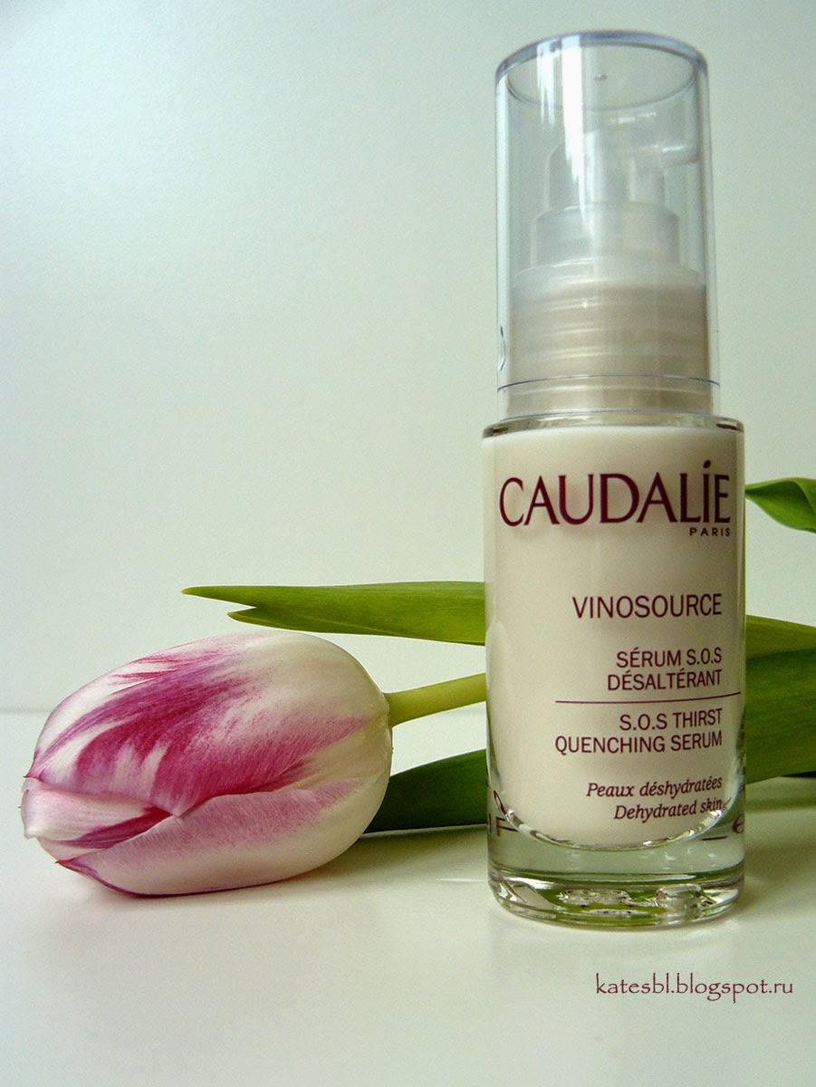 Caudalie S.O.S. Thirst Quenching Serum