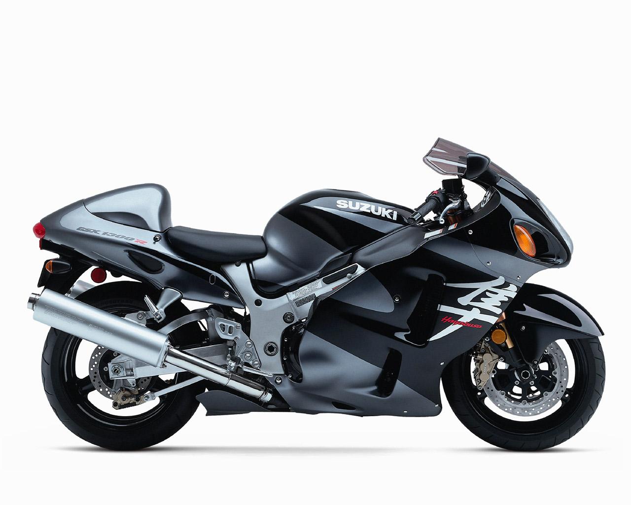 Come4techno: Suzuki Hayabusa