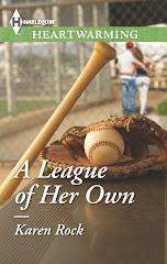 A League of Her Own by Karen Rock