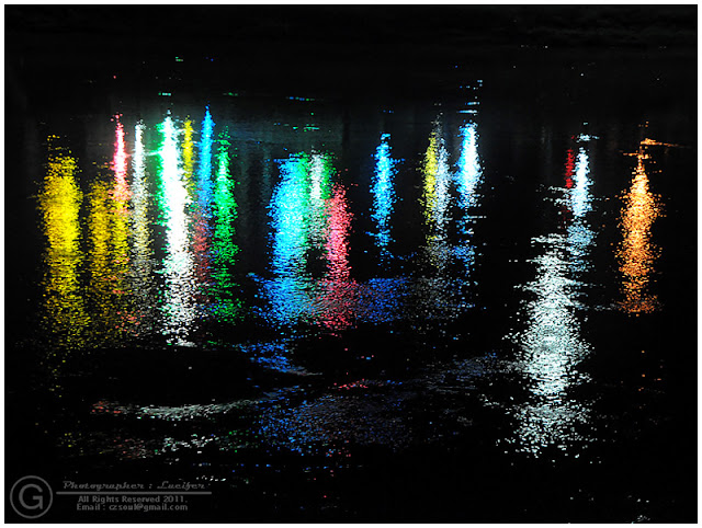 Photograph Colourful Light