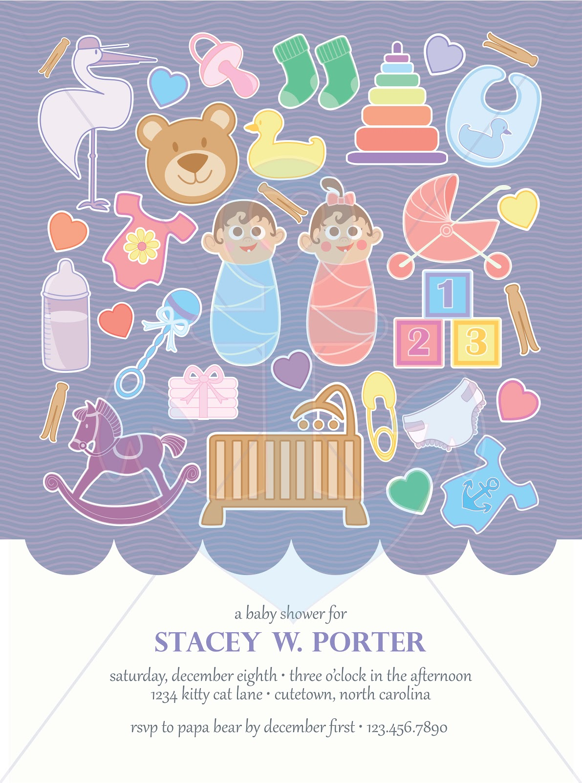 Boy Babyshower Invitations for awesome invitation design