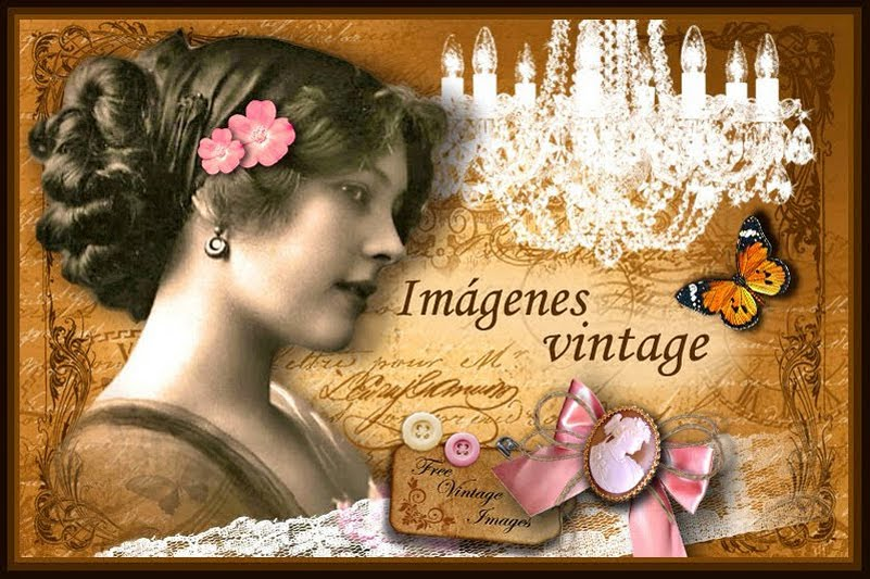 Imágenes vintage gratis / Free vintage images