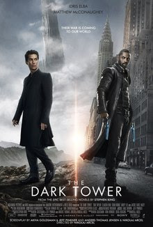 The Dark Tower 2017 Eng HDTS 480p 300mb